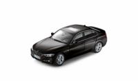 Модель автомобиля BMW 3 Series Saloon Black Saphir, Scale 1:18