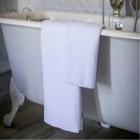 Полотенце вафельное белое|escape:'html'