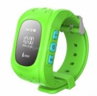 Детские умные часы Smart Watch с GPS-треккером Q50Салатовые