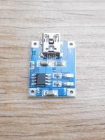 Контроллер заряда Li-ion TP4056 Micro USB