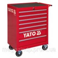Инструментальная тележка с 7 ящиками YATO (YT-0914) Код:33521572|escape:'html'