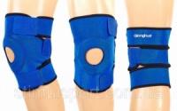 Наколенник (фиксатор коленного сустава) открывающ. с открытой колен.чашечкой (1шт) BC-713 (р-р рег)|escape:'html'