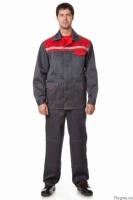 Куртка с полукомбинезоном «Старз», рабочие костюмы, пошив под заказ|escape:'html'