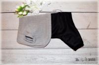 Комбинезон с утепленными штанами серый Размер М|escape:'html'