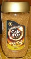 Кофе растворимый Café D'or Gold 200 гр (Кафе дор голд)