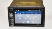 Автомагнитола 2din Pioneer FY6140 DVD, GPS, 4Ядра, 16Gb ROM, 1Gb RAM, Adnroid