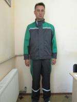 Мужской костюм для работников СТО, заправщиков, автослесарей|escape:'html'