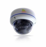 Купольная вариофокальная камера с ИК подсветкой IPD-VF1MP-IR POE|escape:'html'