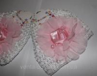 Для девочек летние шапочки с цветами|escape:'html'