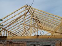 Строительство крыши, стропила, лаги под ключ (кровля)