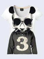 Футболка Маска панды|escape:'html'