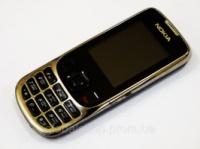 Телефон Nokia 6303 (S322i)+2Sim+Fm+BT+Camera