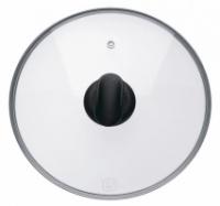Крышка Rondell Weller для кухонной посуды Ø24см (жаропрочное стекло)|escape:'html'