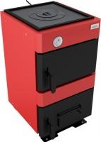 Твердотопливный котел Marten Base-12VK c варочной плитой и чугунными колосниками 12 кВт escape:'html'