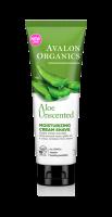 Увлажняющий крем для бритья без запаха «Алоэ» * Avalon Organics (США)* escape:'html'