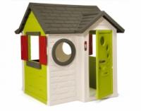 Дом «На берегу моря» с колокольчиком, ключом, 120х115х135 см, 2 +|escape:'html'