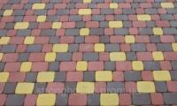 Тротуарная плитка Старый город 6cм цветной|escape:'html'