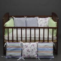 Комплект м'яких бортиків-подушок|escape:'html'