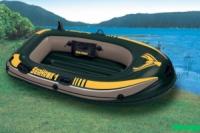 Надувная лодка 68345 Intex