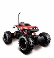 Maisto R/C Rock Crawler Radio Control Vehicle, Супер мощный внедорожник на радиоуправлении escape:'html'