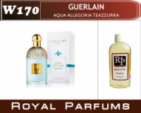 Духи на разлив Royal Parfums 100 мл. Guerlain «Aqua Allegoria Teazzurra» (Герлен Аква Аллегория Теаззурра)