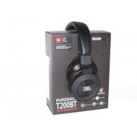 Беспроводные наушники JBL Purebass T200BT|escape:'html'