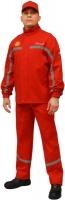 Костюм для автомехаников, куртка и полукомбинезон с СОП|escape:'html'