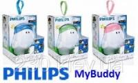 Philips myBuddy детский светильник-ночник 3в1|escape:'html'