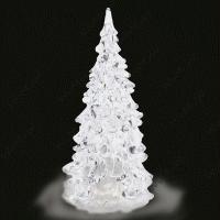 Новогодняя LED светодиодная елочка свеча меняет цвет|escape:'html'