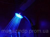 Насадка для душа с подсветкой, трехцветная, сенсорная ROSHE Код:18626585