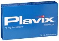 Плавикс(Франция) 75мг. №28, Sanofi Pharma escape:'html'