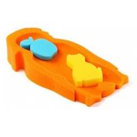 Поролон в ванночку Badum Макси, оранжевый