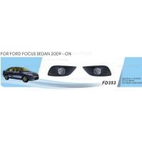 Фары доп.модель Ford Focus Sedan 2009-/FD-353-W|escape:'html'