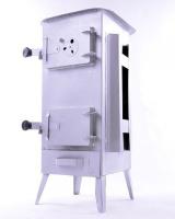 Варочно-топочная печь буржуйка стальная 11 шамотных кирпичей, отопление для дачи, дома 180м2!|escape:'html'