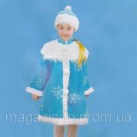 Детский костюм Снегурочка 70 см Код:111382