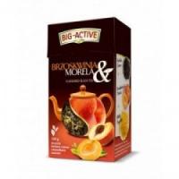 Чай черный Big-Active с персиком и абрикосом, 80 г|escape:'html'
