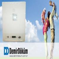Конденсационный газовый котел «Demrad» серии «Nitromix» 24 кВт