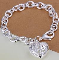 Браслет Tiffany (TF26). Покрытие серебром 925|escape:'html'