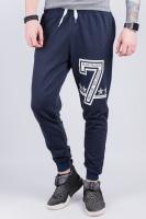 Штаны мужские спортивные с карманами AG-0003334 Темно-синий|escape:'html'
