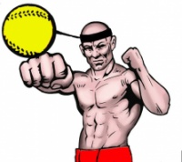Тренажер Fight Ball escape:'html'