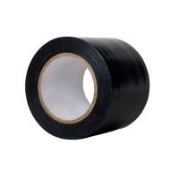 Лента ПВХ (черная) самоклеющаяся ширина 50 мм