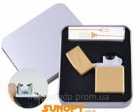 Электроимпульсная зажигалка в подарочной упаковке (USB) №XT-4887-1 Код:627505851|escape:'html'