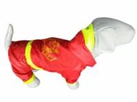 Дождевик Juicy Couture на подкладке Красный Размеры XS/ S/ M/ L/ XL|escape:'html'