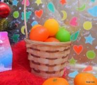 Корзинка с мандаринками|escape:'html'