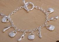Браслет Tiffany (TF7). Покрытие серебром 925