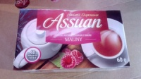 Чай Assuan 40 пакетиків малина escape:'html'