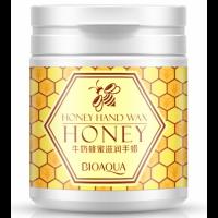 Маска парафиновая с экстрактом меда BioAqua Honey Hand Wax escape:'html'