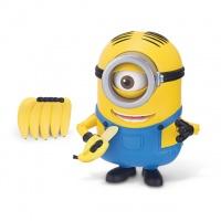 Minions Deluxe Action Figure - Banana Munching Stuart Делюкс Фигурка - Стюарт|escape:'html'