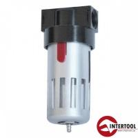 Фильтр для очистки воздуха в металле Intertool PT-1401|escape:'html'