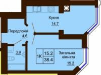 1 ком кварти на ЖК Софии недорого без коммисионных|escape:'html'